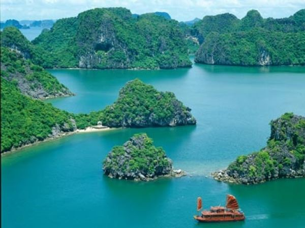 Hanoi-Ha Long Bay 2 days (stay at Ha long)